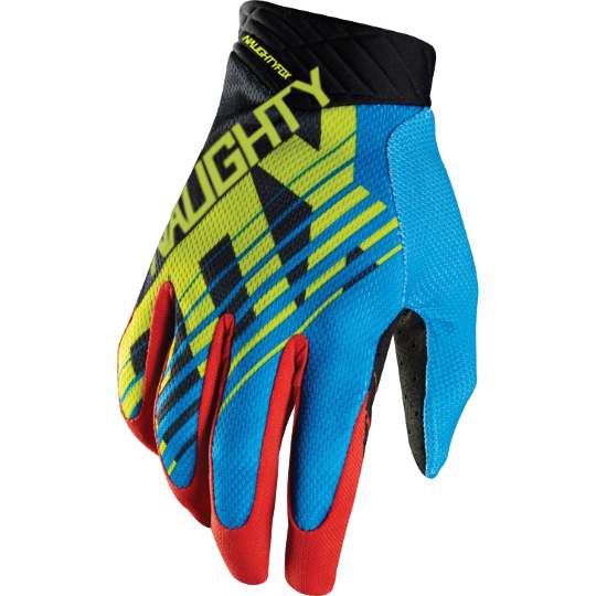 Racing Airline Divizion Full Finger Motocross Racing Gloves Motorcycle Cycling MTB ATV DH MX Dirt Bike Off-road Riding Gloves