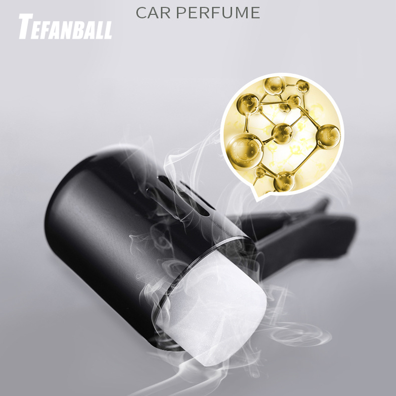 Image 5 - Car Freshener Alloy Mini Robot Vent Clip Perfume Diffuser Decor Automobiles Internal Solid Balm Smell Air Purifier Accessories-in Air Freshener from Automobiles & Motorcycles
