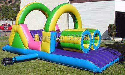 Factory direct inflatable castle slide, inflatable bouncer, inflatable fun city, inflatable slides CN-048 factory direct inflatable castle slide small household slides inflatable slides cn 046