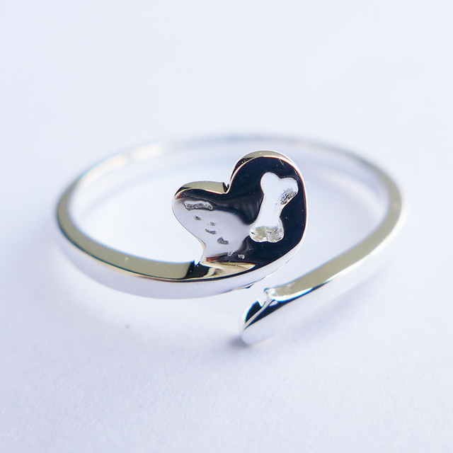 Imprint Heart Ring Wedding Ideas