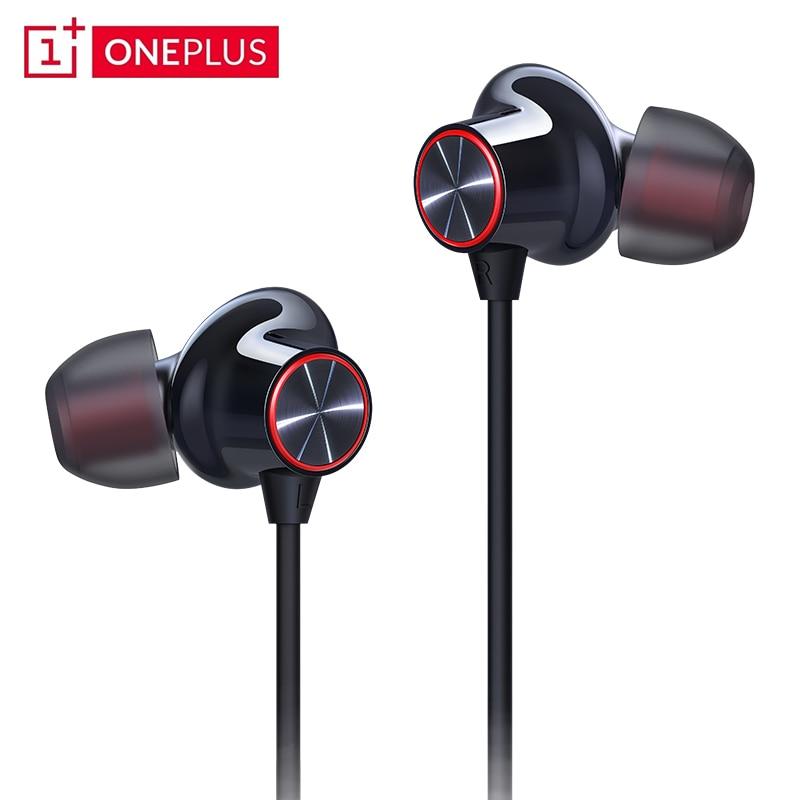 OnePlus Bullets Wireless 2 AptX Hybrid Technology Earphones Magnetic Control Google Assistant Headset Warp 30 For OnePlus 7 Pro