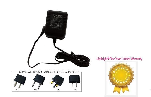 UpBright Nuovo AC AC Adattatore Per La Linea 6 98 030 0042 05 PX2 US POD POD XT POD x3 Serie 9VAC 2A 2000mA Cavo di Alimentazione Del Caricatore