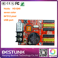 Оптовая led контроллер карты 64*512 pixel HD-U62 HD-Q40 LED control карты P10 P16 P20 светодиодный экран rgb led экран, доска стены