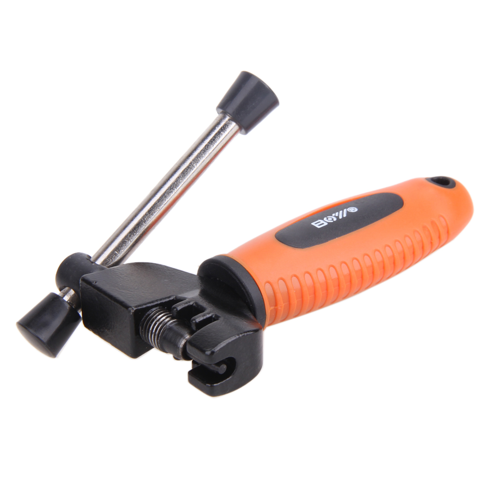 Bike Bicycle Cycling BMX Steel Chain Splitter Breaker Removal Rivet Tool //ND