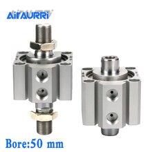SDAD Pneumatic Air Thin Cylinder SDAD50-5 SDAD50-10 SDAD50-15 SDAD50-20 SDAD50-25 SDAD50-30 SDAD50-35 SDAD50-40 SDAD50-80 1 orde