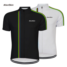 alienskin Men Cycling Jersey 2019 Pro Team MTB DH Breathable Cozy Mountain Road Bike Bicycle Cycle Clothes 6576
