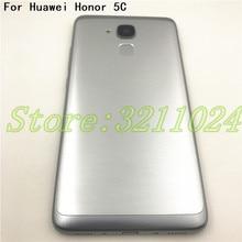 Hoge kwaliteit Batterij Deur Back Cover Behuizing Case Voor Huawei Honor 5C Met Camera Lens met Power Volume Knoppen