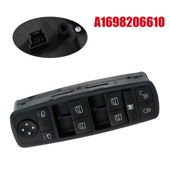 A1698206610 Electric Power Window Master Switch For Mercedes Benz  A-Class W169 B-Class W245 2005-2009