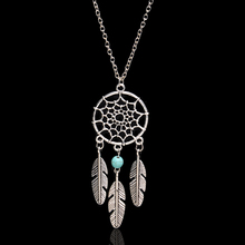 Dream-catcher Pendants Necklace