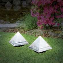 Solar Lamp Led Solar Lights Powered Solar Pathway Lights Outdoor Waterproof Garden Landscape Lighting for Yard Deck Lawn Patio