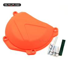 Clutch Protection Cover For KTM 250 350 SX-F XC-F 2016-2017 EXC-F 2018 Motorcycle Accessories Engine Protector Guard