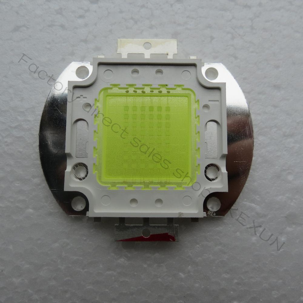 doprava zdarma 100W chladné bílé čipy 8000-9000K led pro DIY projektor bridgelux 45mil led čipy 150-160lm / W (5 kusů / šarže)