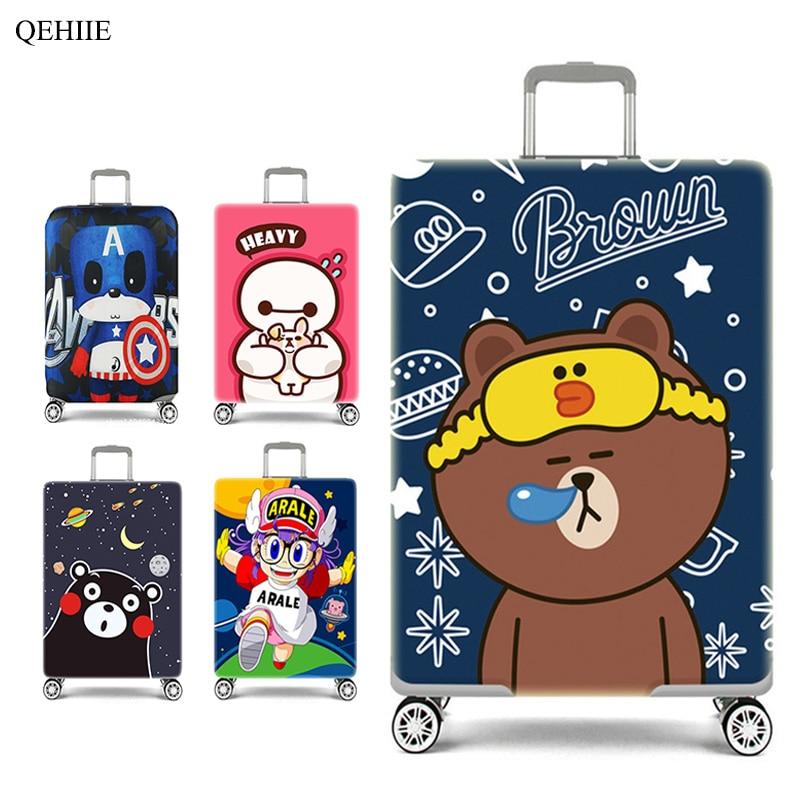 QEHIIE2018 cubierta de polvo maleta de viaje funda protectora de - Accesorios de viaje