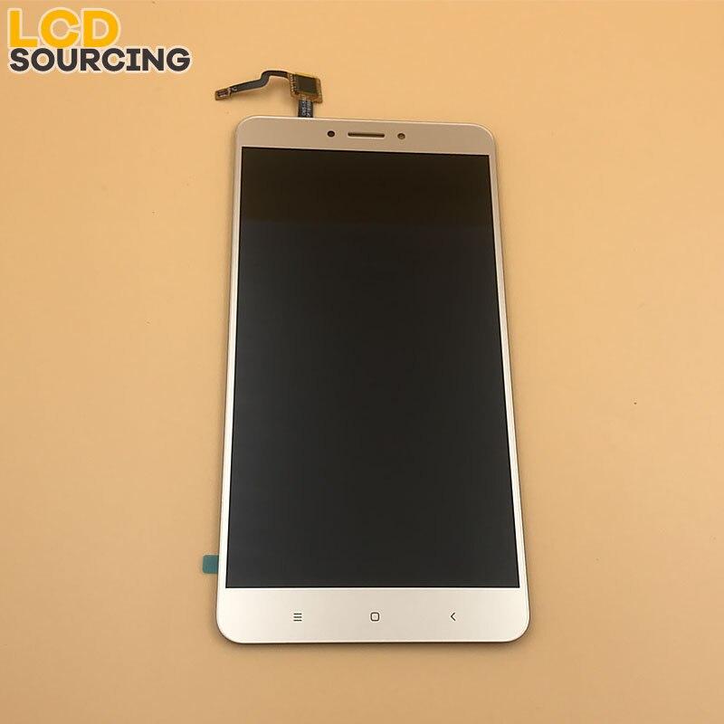 """Image 2 - LCD dla Xiao mi mi Max 2 IPS 6.44 """"calowy wyświetlacz LCD montaż digitizera ekranu dotykowego z ramką do wymiany mi Max2 w Ekrany LCD do tel. komórkowych od Telefony komórkowe i telekomunikacja na"""