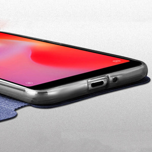 Image 4 - フリップケース xiaomi redmi のための 6 ケース redmi 6A カバー革スリムブック mofi 電話保護カバースタンドラグジュアリーグリッター redmi 6a 6 ケース