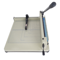 1PC 12 Paper Trimmer YG 858 A4 Heavy Duty Industrial Guillotine 200 Sheet Normal Paper Cutter Cutting width 31CM