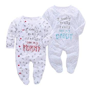 Next Cotton Long Sleeved Baby's Pajamas 1