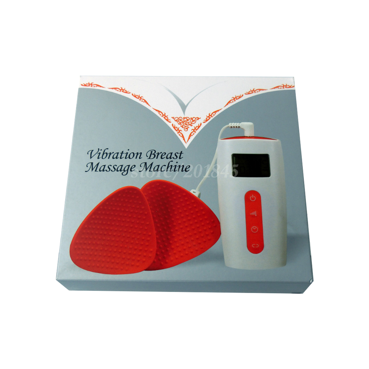 Electric Breast Nipple Vibrating Enhancement Instrument Increase Of Mammary Gland Hyperplasia Of Breast Massage ApparatusElectric Breast Nipple Vibrating Enhancement Instrument Increase Of Mammary Gland Hyperplasia Of Breast Massage Apparatus