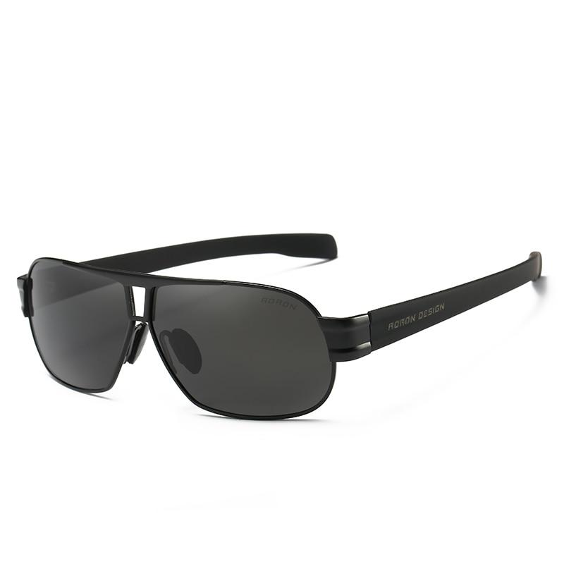 5991bb3f41 Polarized Balck Accessories Men's gray Leisure 2017 golden Aoron Cool  Eyewear Design brown Oculos Goggle silver ...