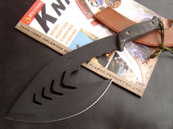 King Kong HornSTactical Axe Tomahawk Army Outdoor Hunting Camping Survival Machete Axes Hand Tool Fire Hatchet image