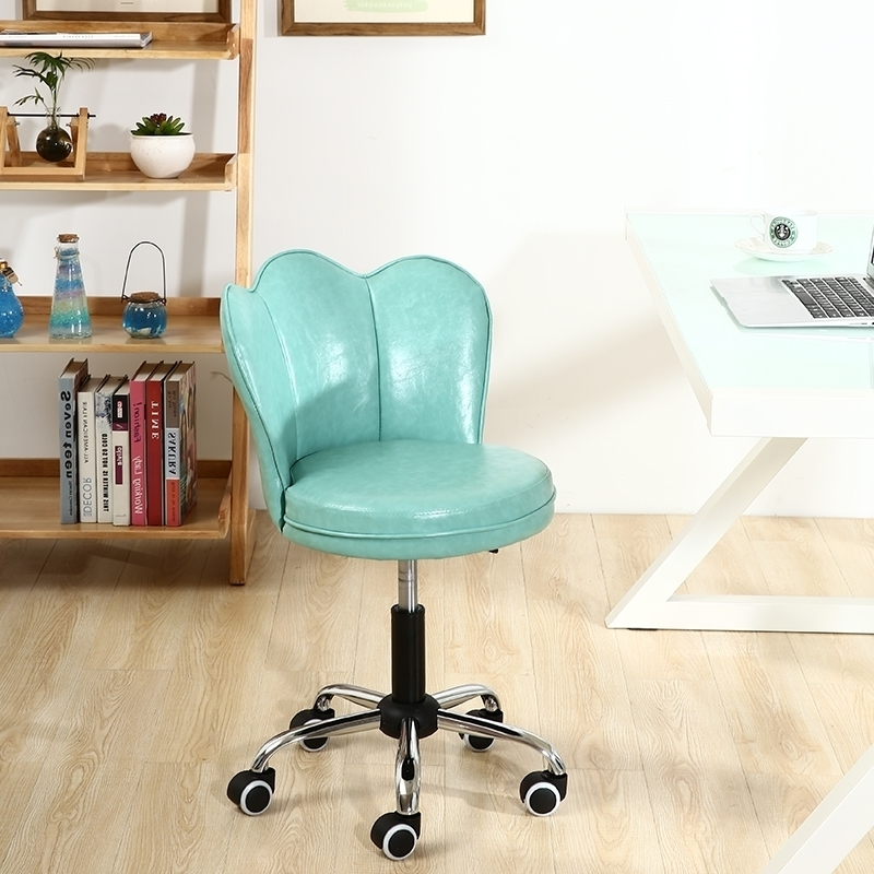 Rise Chair And Fall Rotate To Work In An Office Desk Staff Member Chair Modern Study Revolving Chair Dressing Stool