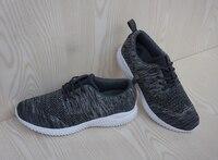 Designer Men S Shoes Flats Men Gray Men Brand Shoes Popular Shoes Fly Woven Shoes Deodorization