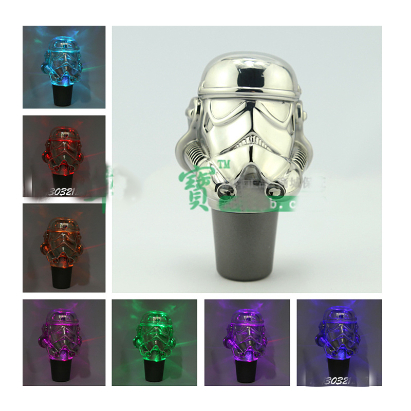 Acrylic Touch Activated 7color LED Light Shift Shiftr Knob StromTrooper Car Manual
