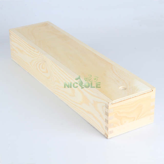 Nicole Silicone Liner For 5 Lb Wood Mold Tall And Skinny With Wooden Box Swirl