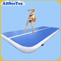 4x1x0.2m Inflatable Air Tumble Track Pump Included Good Quality Fast Delivery Factory Price