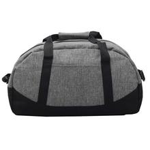 VKYSTAR travel tote bag durable 600D polyester material bag men women totes zipper travel bags female black gray 619