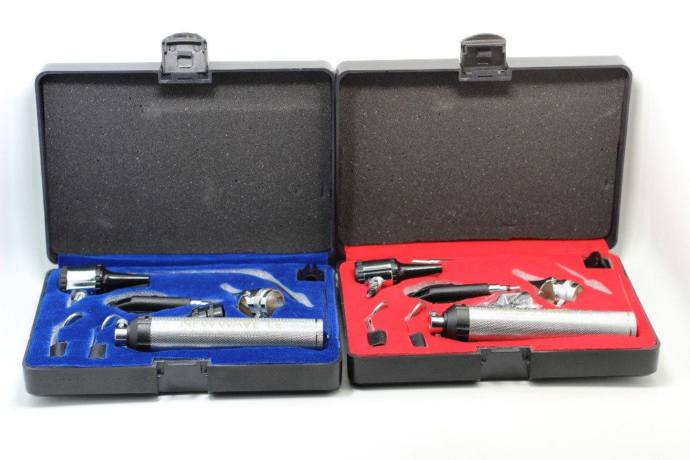 Diagnostic Ent Set CE approved in Hard Case