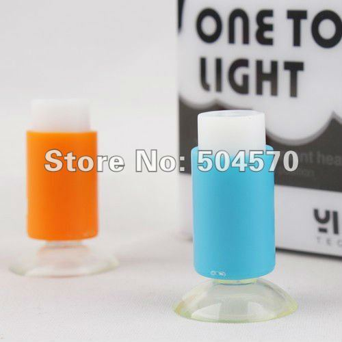 10packs / lot (50pcs) LED Push Pin svjetlo jedan dodir svjetlo Mini - Za blagdane i zabave - Foto 3