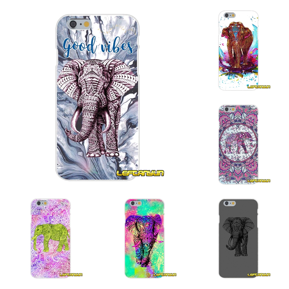 Flower Floral Elephant On Wood Soft Silicone phone Case For Xiaomi Redmi 2 4 3 3S Pro Mi3 Mi4 Mi4C Mi5S Mi Max Note 2 3 4