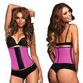 factory wholesale feminino waist cincher hot shapers body shapers latex waist cinche latex waist corset slimming