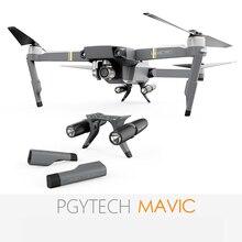 For DJI Mavic PRO RC Touchdown Gear Skid Extender+ LED Headlight Highlight Evening Lamp Navigation Gentle Drone Equipment