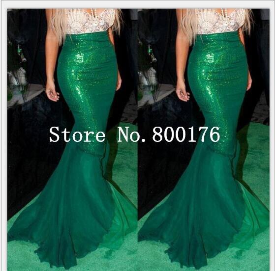 Women Halloween Costume Cosplay Mermaid Fancy Dress Skirt  S-2XL