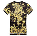 Лето t рубашка мужчины / женщины Creative солнца медуза принт 3d t рубашка хип-хоп рубашка Harajuku одежда