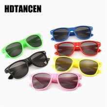 HDTANCEN Fashion Brand Kids Sunglasses Child Black Sun Glasses Anti-uv Baby Sun-