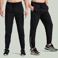New Running Pants Men's Sport leggings Dry quick Slim Gym fitness trousers hardlopen Basketball tights running clothes for man