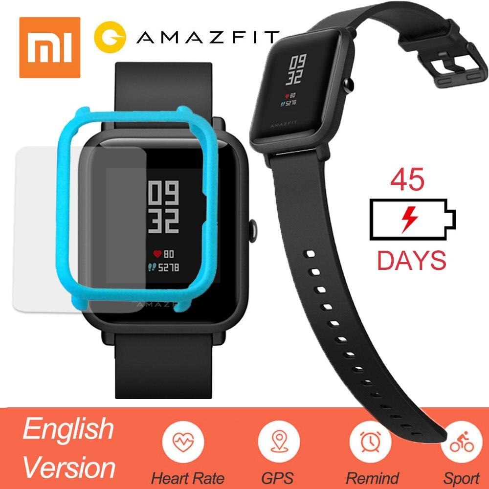 Xiaomi Mi Huami Amazfit Bip Smart Watch English Version