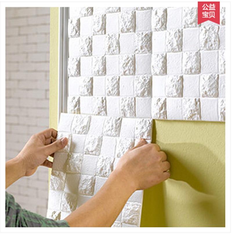 Трехмерные настенные наклейки 3D - Домашний декор
