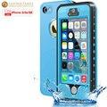 Original para o iphone 5s case vida água à prova d' água à prova de choque case para o iphone se 4 polegadas com impressões digitais para iphone 5 capa ip68