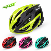 BATFOX Ultralight EPS+PC Cycling Helmet Men Road Mountain Bike Helmet Woman Light MTB Bicycle Helmet Safety Head Protector 5 colors new cycling men s women s helmet eps ultralight mtb mountain bike helmet comfort safety cycle bicycle helmet free size page 8