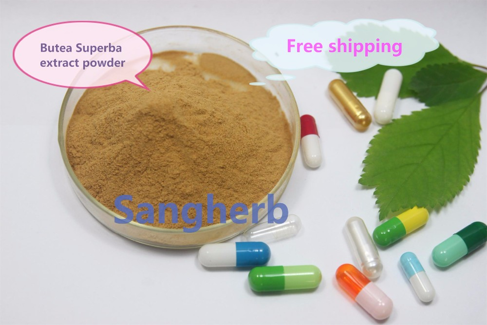 HOT SELL Pueraria Mirifica Butea Superba extract powder for MALE SEXUAL ENHANCER Libido Erection Potence Herb