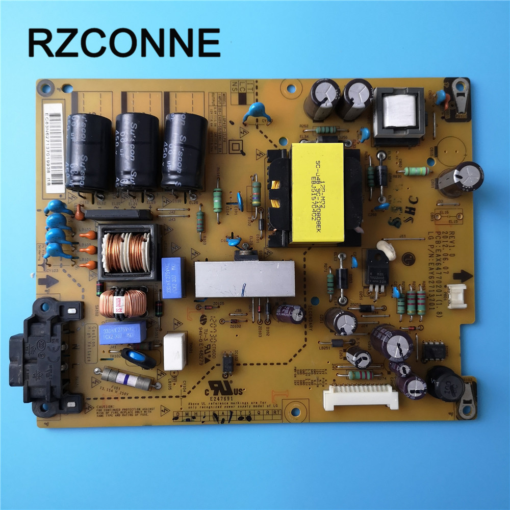 Power Supply Board EAY62713701 EAX647702019(1.8)  For LG 42LM3450 42LS315H 42LS3150 42LS3450  LGP42P-12LPB Used