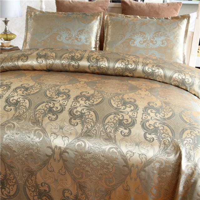 Luxury Jacquard Bedding Set