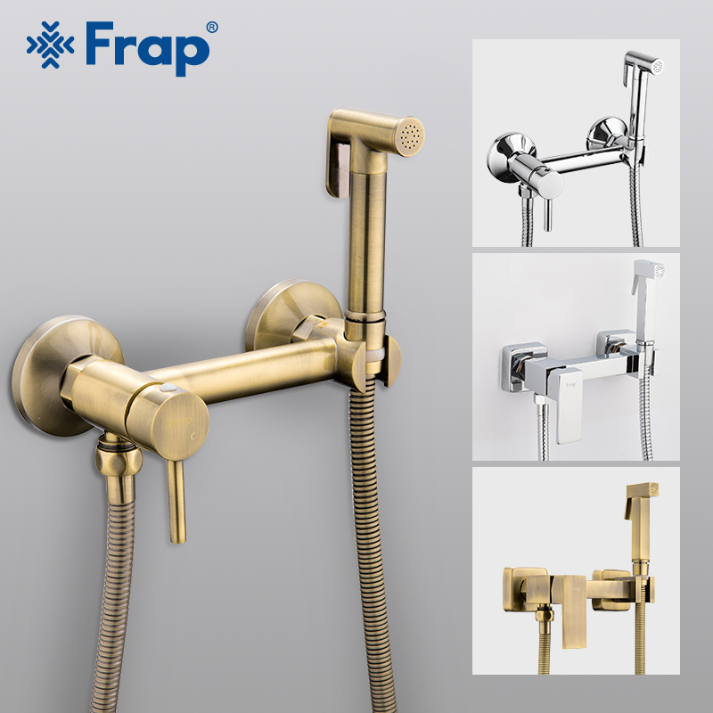 FARP Bidets shower head wash hygienic shower sprayer anal cleaning hot & cold mixer toilet spray kit muslim shower bidet faucetFARP Bidets shower head wash hygienic shower sprayer anal cleaning hot & cold mixer toilet spray kit muslim shower bidet faucet