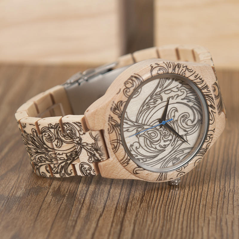 wooden watches bobo bird brand watch men new (15)