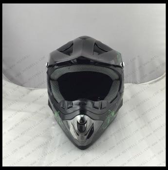 Helmet ABS adult motorcycle Motobiker Helmet Classic bicycle MTB DH racing helmet  Dirtl bike UTV ATV MT125 China paw motorsll