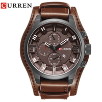 Curren Watches 2017 Watches Men Top Brand Luxury Relogio Masculino Curren Quartz Wristwatch 8225